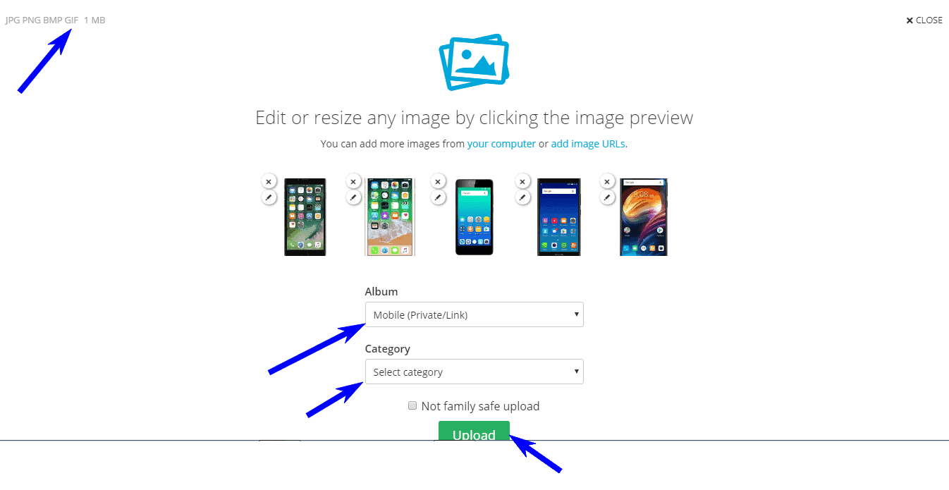 How to Create Image Link in Bulk 5