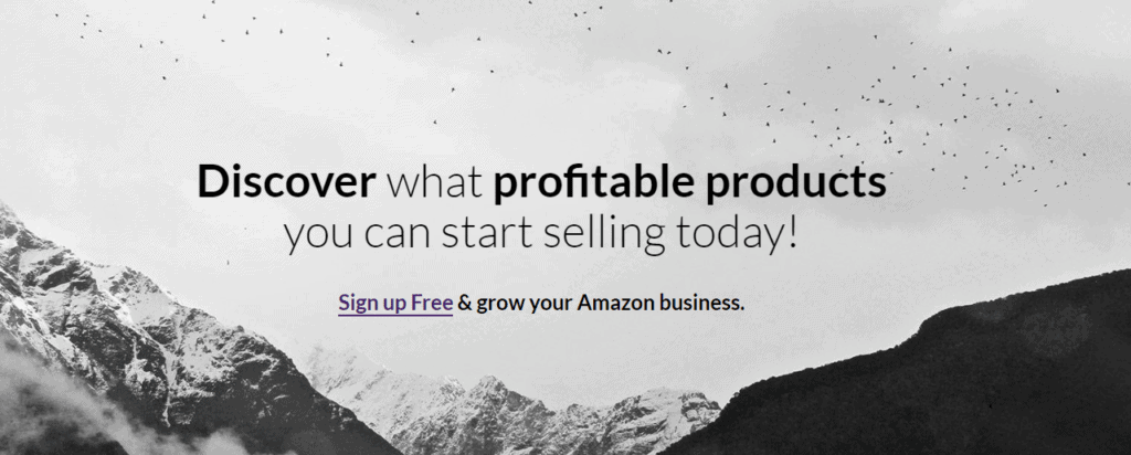 Free Tool To Find Profitable Products To Sell On Amazon